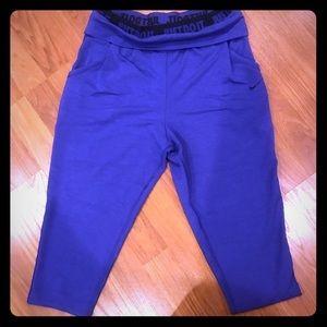 Nike Dri-Fit Capri pants - Girls Size Large